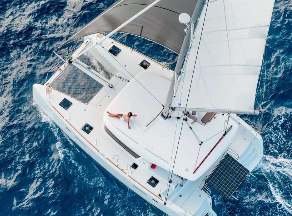 Navalia - Imbarcazione Lagoon 39 a Trogir (Gastro Route) 2