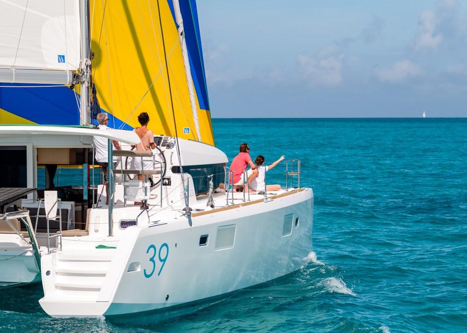 Navalia - Imbarcazione Lagoon 39 a Trogir (Gastro Route) 4