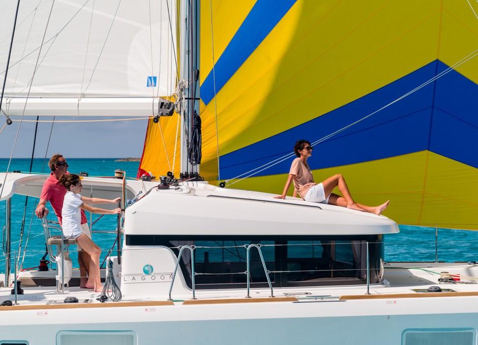 Navalia - Imbarcazione Lagoon 39 a Trogir (Gastro Route) 5