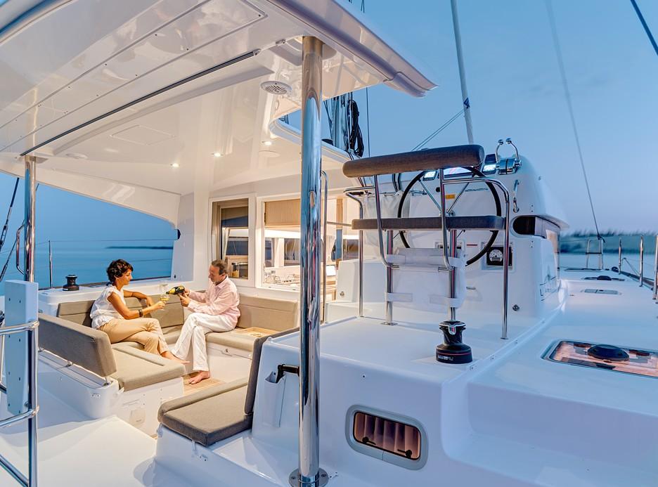 Navalia - Imbarcazione Lagoon 39 a Trogir (Gastro Route) 6