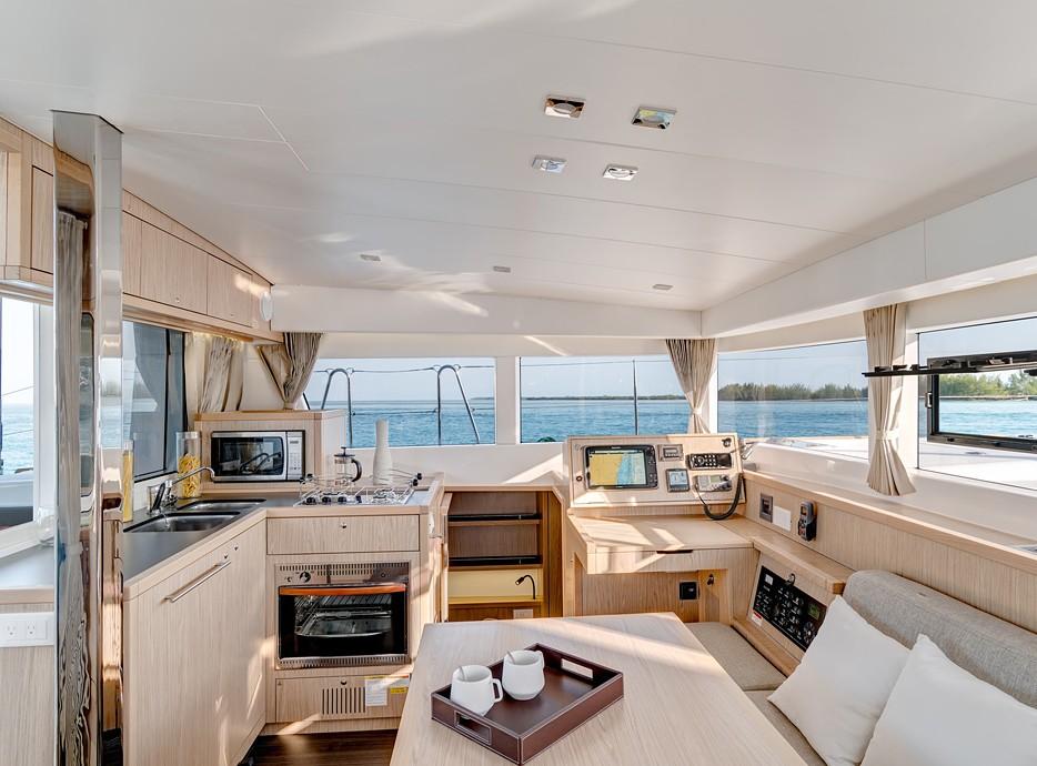 Navalia - Imbarcazione Lagoon 39 a Trogir (Gastro Route) 7