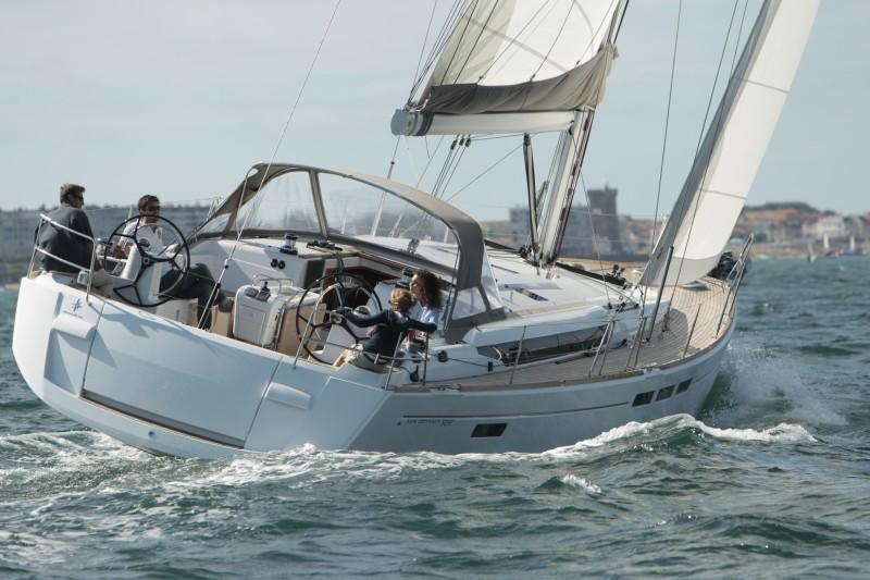 Navalia - Imbarcazione Sun Odyssey 509 a Trogir (Historical Route) 2