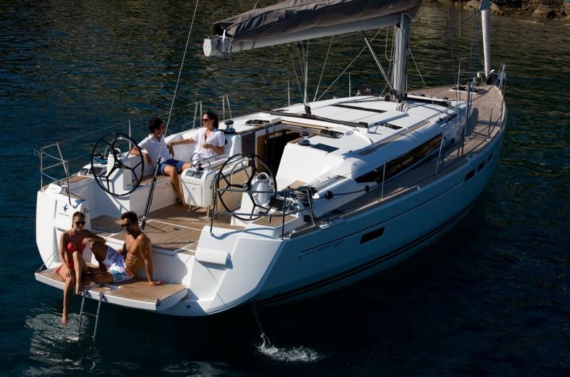 Navalia - Imbarcazione Sun Odyssey 509 a Trogir (Historical Route) 4