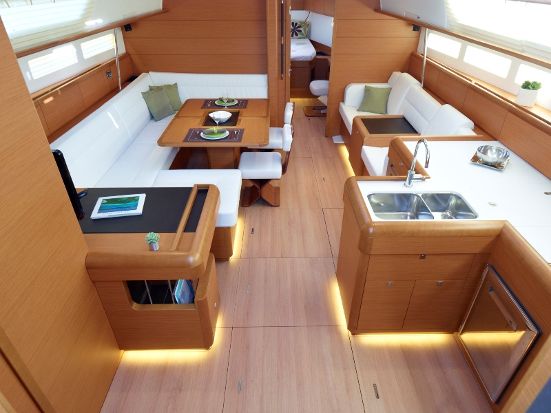 Navalia - Imbarcazione Sun Odyssey 509 a Trogir (Historical Route) 6