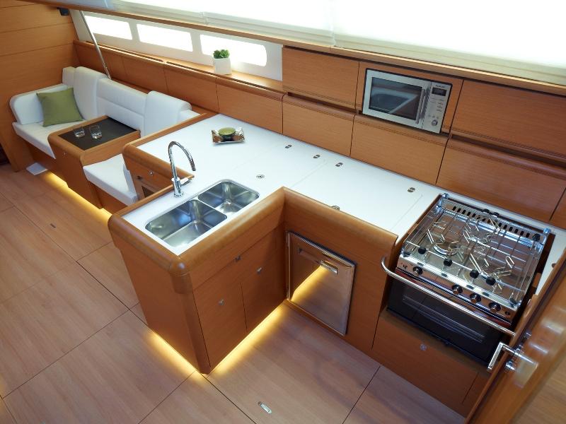 Navalia - Imbarcazione Sun Odyssey 509 a Trogir (Historical Route) 9