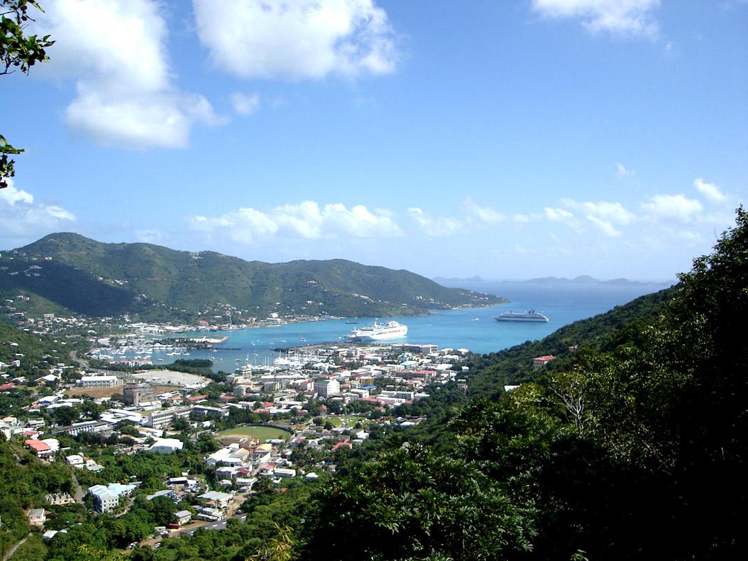 Navalia - Imbarcazione Ipanema 58 alle British Virgin Island
