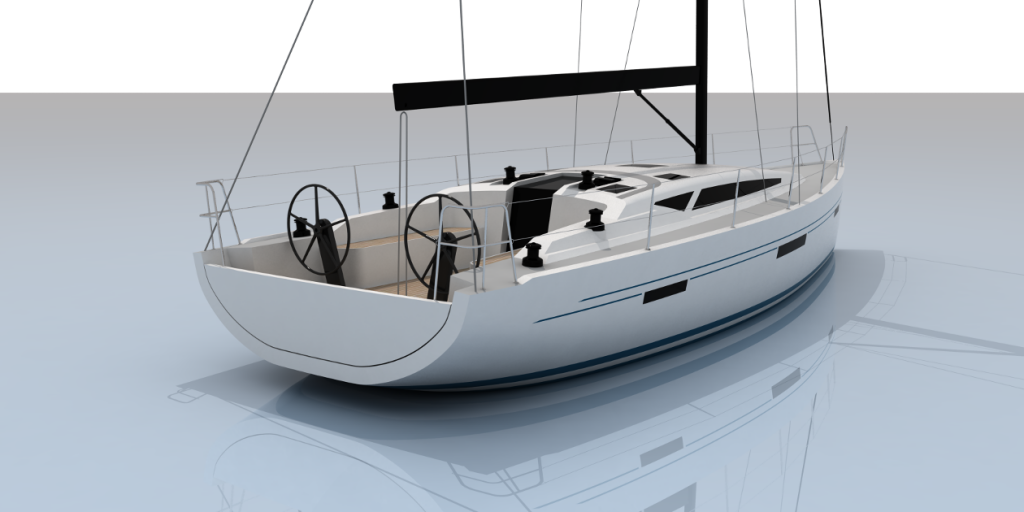 Navalia - Imbarcazione More 40 1