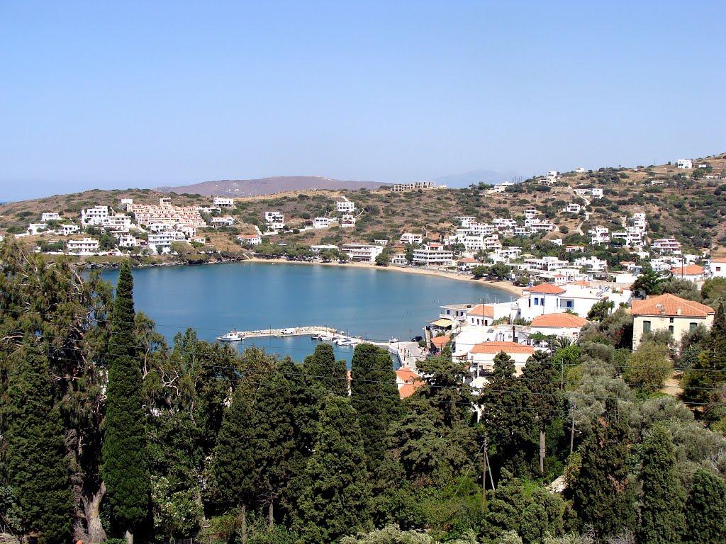 Noleggio Barche Batsi – Isola di Andros - Navalia | Noleggia un Sogno
