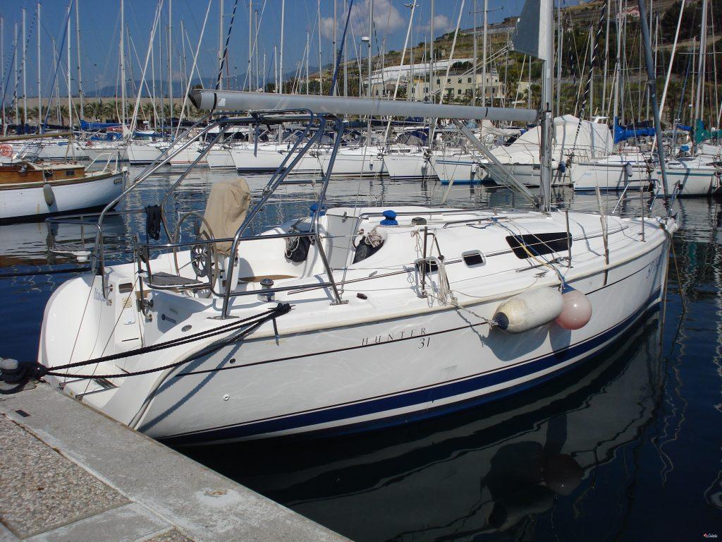 Navalia - Imbarcazione Hunter 31 1