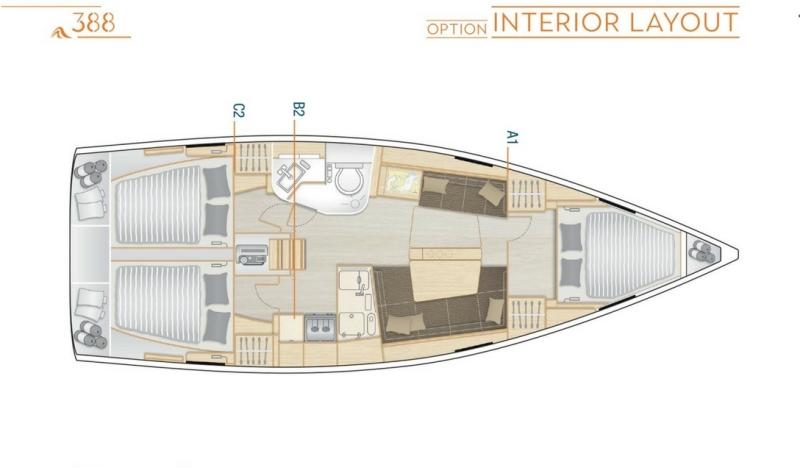 Navalia - Imbarcazione Hanse 388 13