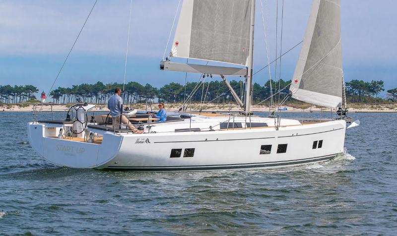 Navalia - Imbarcazione Hanse 548 1