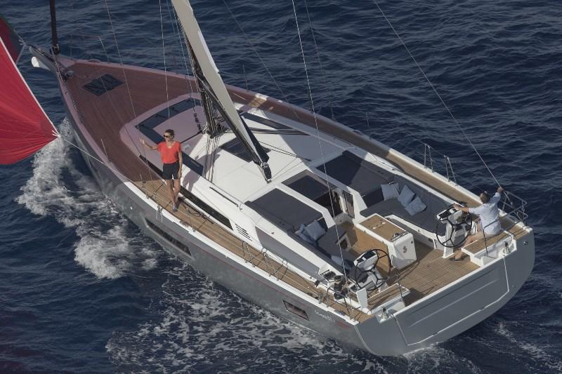 Navalia - Imbarcazione Oceanis 51.1 2