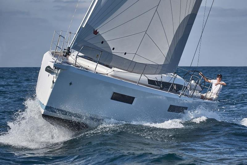 Navalia - Imbarcazione Sun Odyssey 440 3