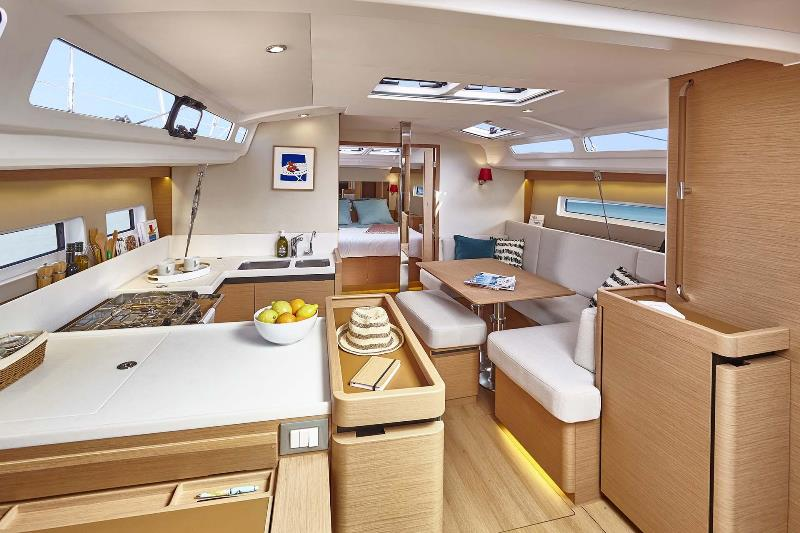 Navalia - Imbarcazione Sun Odyssey 440 7