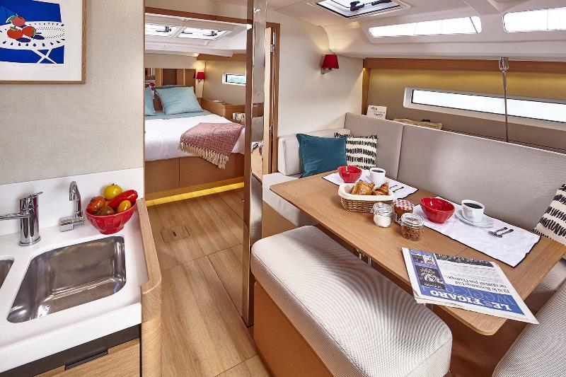 Navalia - Imbarcazione Sun Odyssey 440 9