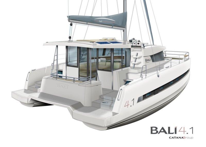 Navalia - Imbarcazione Bali 4.1 1