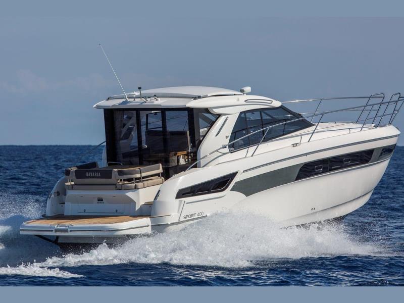Navalia - Imbarcazione Bavaria 400 Coupe 1