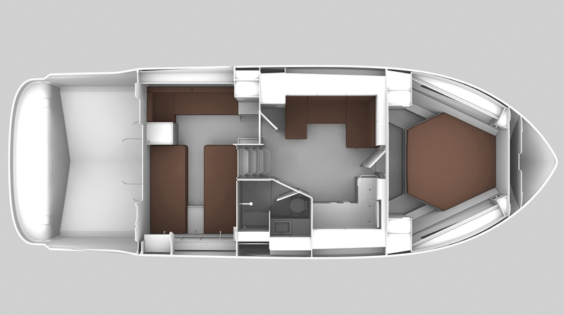 Navalia - Imbarcazione Bavaria 400 Coupe 13