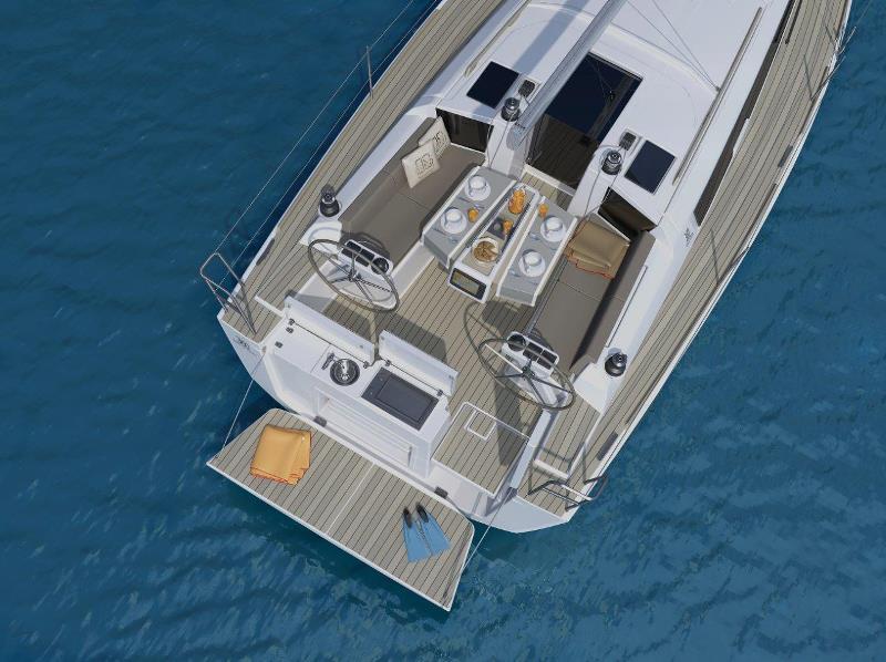 Navalia - Imbarcazione Dufour 360 GL 5