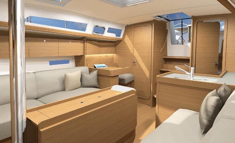 Navalia - Imbarcazione Dufour 360 Grand Large 6