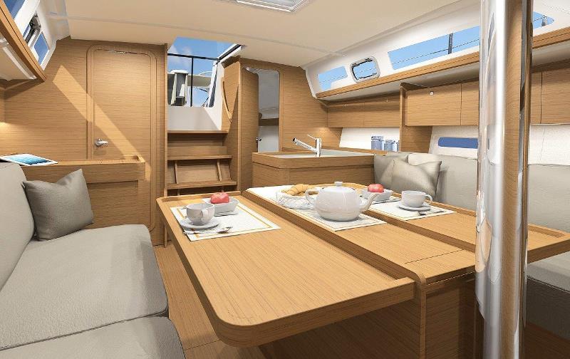 Navalia - Imbarcazione Dufour 360 GL 7