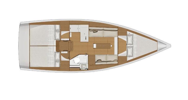 Navalia - Imbarcazione Dufour 360 13