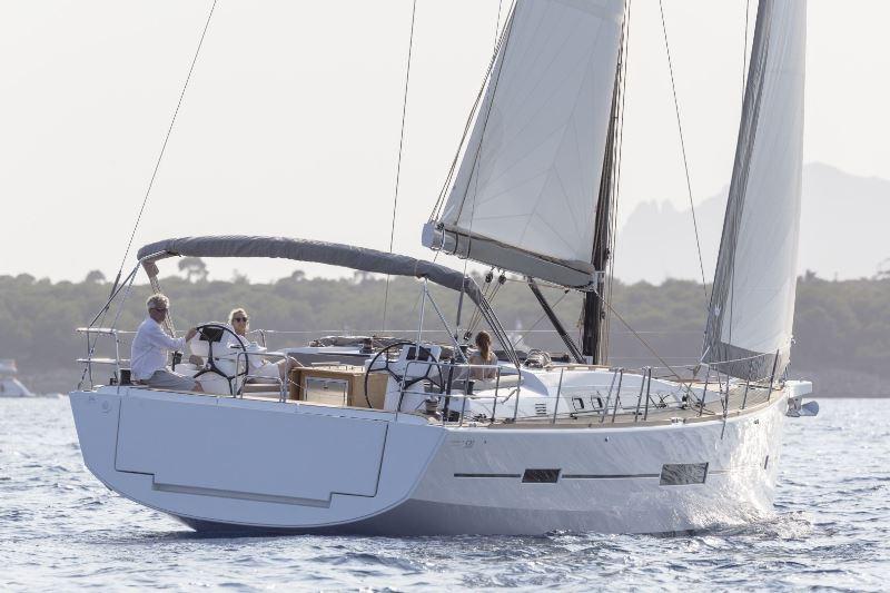 Navalia - Imbarcazione Dufour 520 GL 4