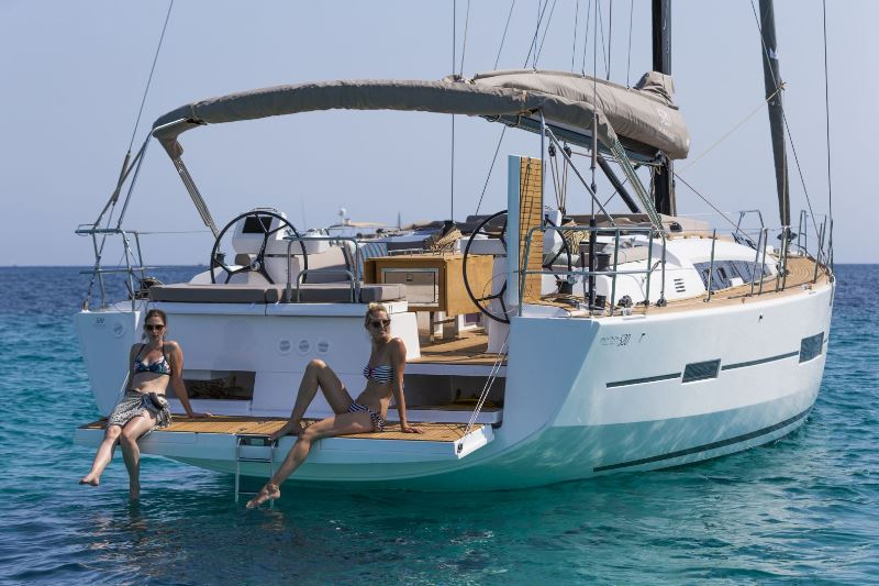 Navalia - Imbarcazione Dufour 520 GL 5