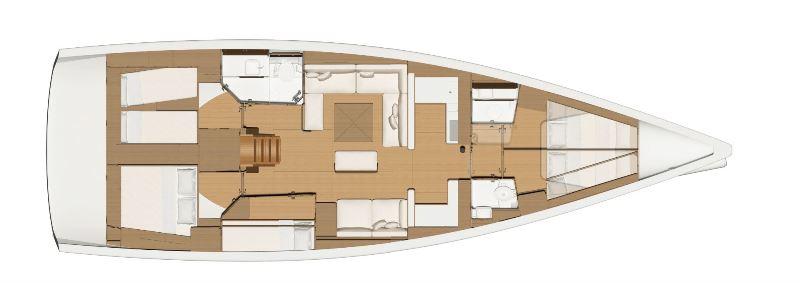 Navalia - Imbarcazione Dufour 520 13