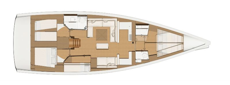 Navalia - Imbarcazione Dufour 520 GL 13