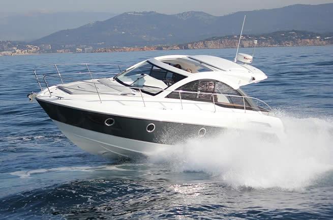 Navalia - Imbarcazione Gran Turismo 34 2