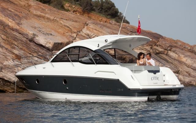 Navalia - Imbarcazione Gran Turismo 34 4