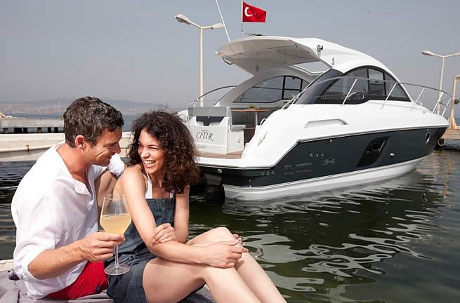 Navalia - Imbarcazione Gran Turismo 34 5
