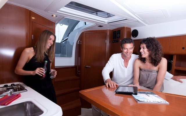Navalia - Imbarcazione Gran Turismo 34 8