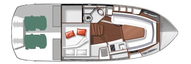 Navalia - Imbarcazione Gran Turismo 34 12