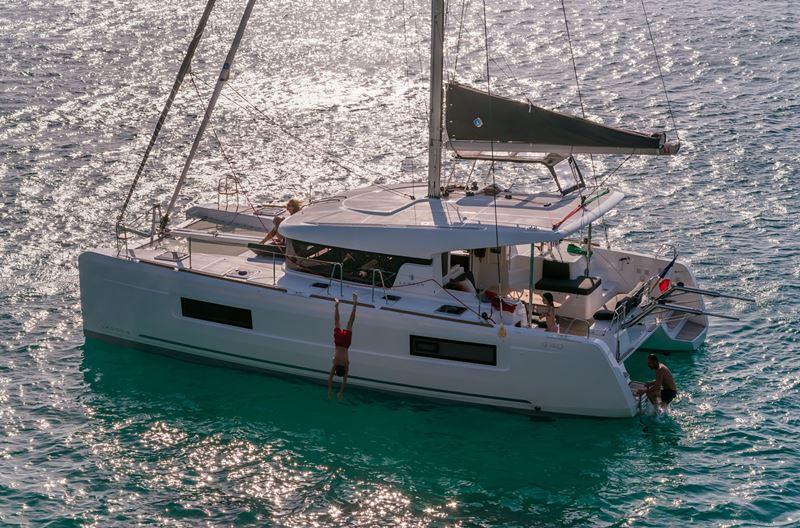 Navalia - Imbarcazione Lagoon 40 3
