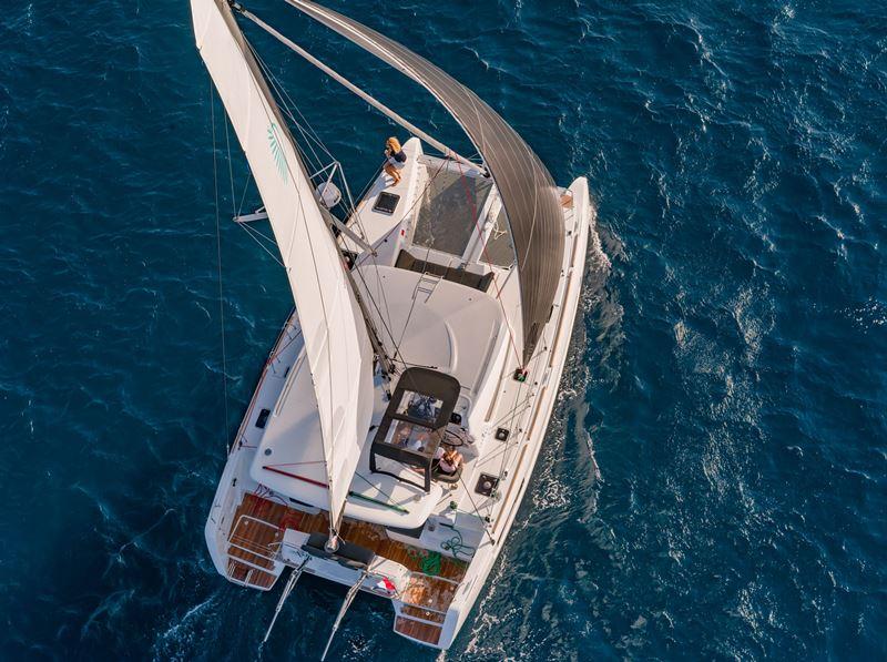 Navalia - Imbarcazione Lagoon 40 4