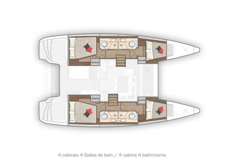 Navalia - Imbarcazione Lagoon 40 13