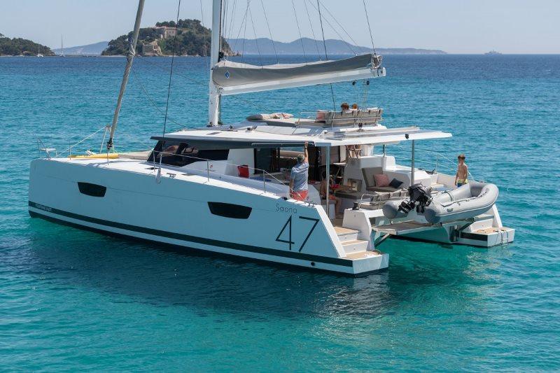 Navalia - Imbarcazione Saona 47 3