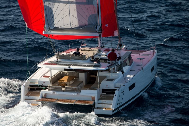 Navalia - Imbarcazione Saona 47 6