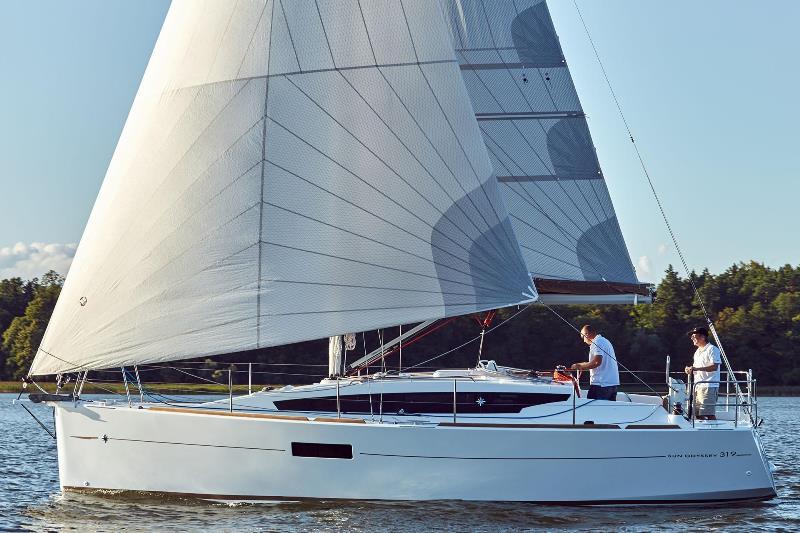 Navalia - Imbarcazione Sun Odyssey 319 2