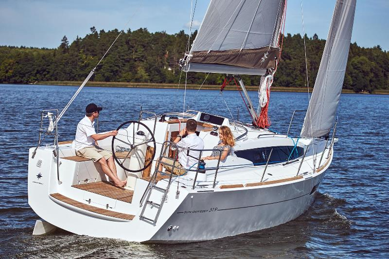 Navalia - Imbarcazione Sun Odyssey 319 4