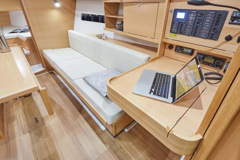Navalia - Imbarcazione Sun Odyssey 319 8