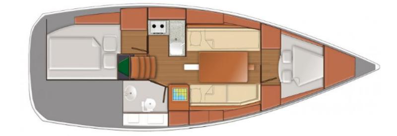 Navalia - Imbarcazione Sun Odyssey 319 12