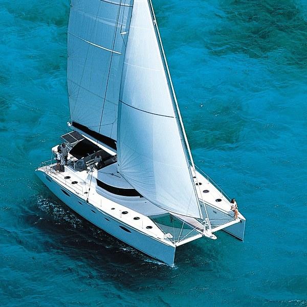 Navalia - Imbarcazione Eleuthera 60 alle Seychelles 1
