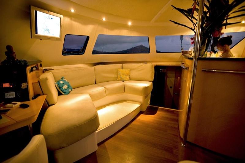 Navalia - Imbarcazione Eleuthera 60 alle Seychelles 9