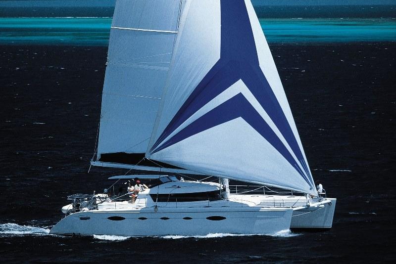 Navalia - Imbarcazione Eleuthera 60 alle Seychelles 2