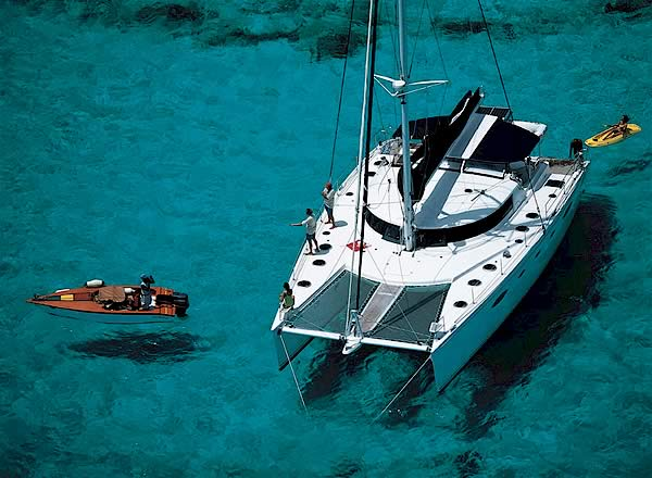 Navalia - Imbarcazione Eleuthera 60 alle Seychelles 3