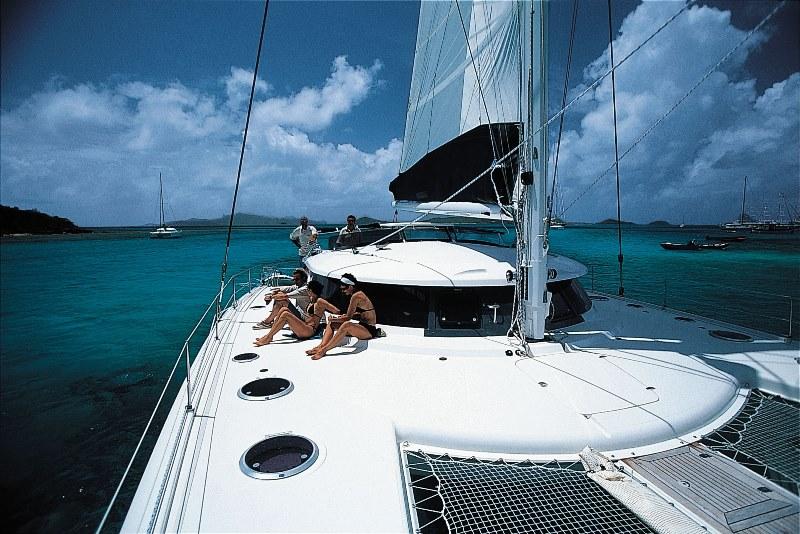 Navalia - Imbarcazione Eleuthera 60 alle Seychelles 4