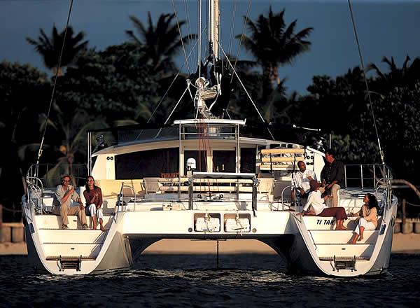 Navalia - Imbarcazione Eleuthera 60 alle Seychelles 5